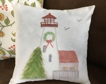 Coastal Pillows | Etsy