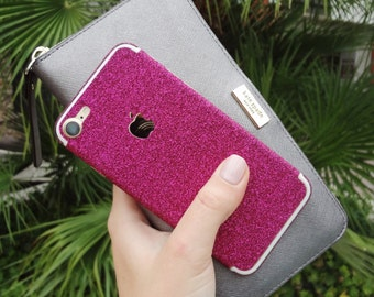 Glitter iPhone Skin - Simply Sierra