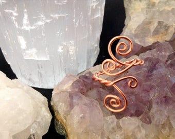 Copper Ring (adjustable)