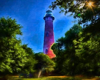 Currituck Lighthouse  NC