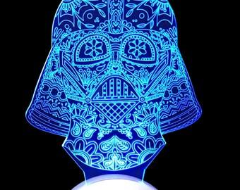 Darth Vader Light Etsy