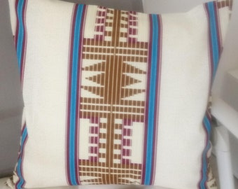 Cover African kente fabric