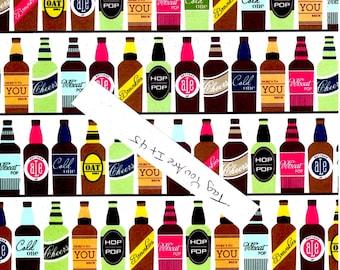 Beer Bottles on White Cardstock Paper