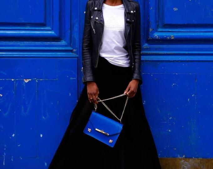 Featured listing image: Gavi Shoulder Bag in Royal Blue