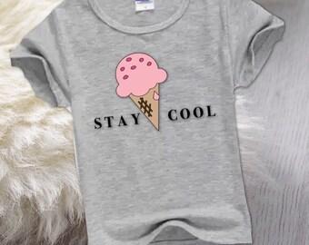 Kid's Stay Cool Tee