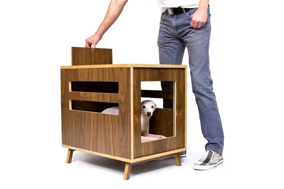 wooden dog crate furniture. Like This Item? Wooden Dog Crate Furniture