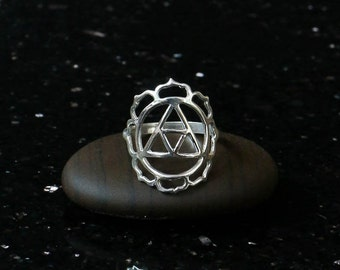 Zodiac ring, sterling silver, Earth element, Virgo zodiac ring, Taurus ring, Capricorn ring, Zodiac jewelry, zodiac sign, horoscope ring.