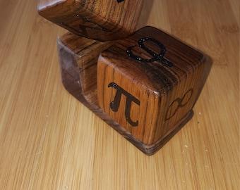 Custom Wooden Decorative Blocks