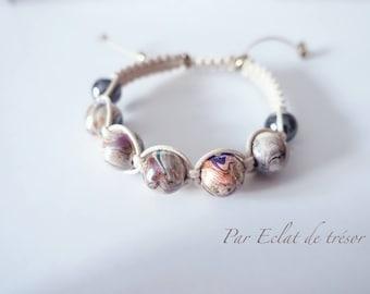 Shamballa bracelet Earth