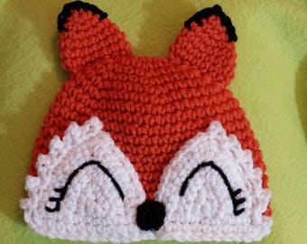 Little fox hat