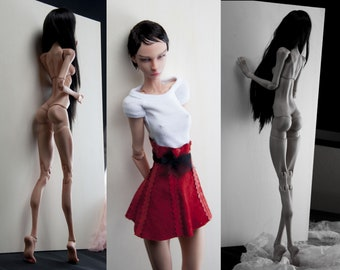 BJD doll. MSD resin doll. Blank ball jointed doll from Ancient Tales. Free shipping! Girl 42 cm tall