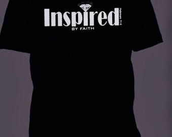 Inspired By Faith Tee
