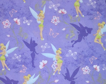 CHOOSE FABRIC & ITEM To Be Made Special Order - Disney Tinkerbell Selections