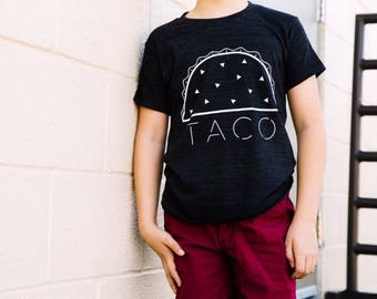 Adult Taco Shirt, TACO T-shirt, I Love Tacos, Taco Clothing, Taco T-shirt, Taco Tuesday