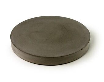 Concrete Trivet. Concrete Dish. Bottle Coaster