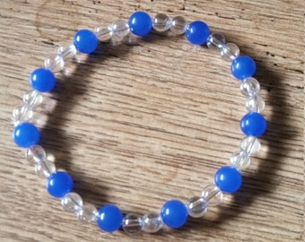 Quartz Elasticated Bracelet