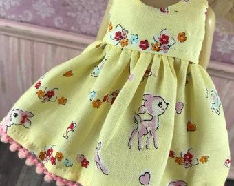 SALE - Blythe Dress - Little Deers