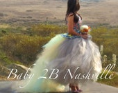 Silver Wedding Skirt Wedd...