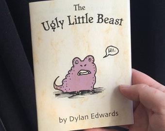 Ugly Little Beast - Feeping Creatures minicomic