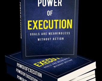 Power Of Execution -BOOK