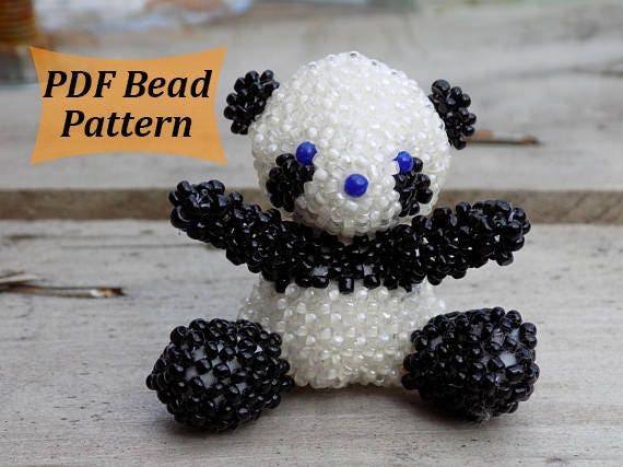 Amigurumi Tuto : Beaded pattern tuto amigurumi d bead pattern d beaded