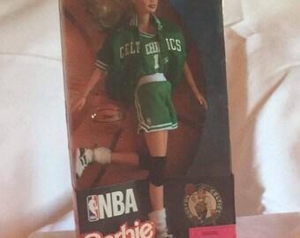 NBA Barbie *NEVER OPENED*