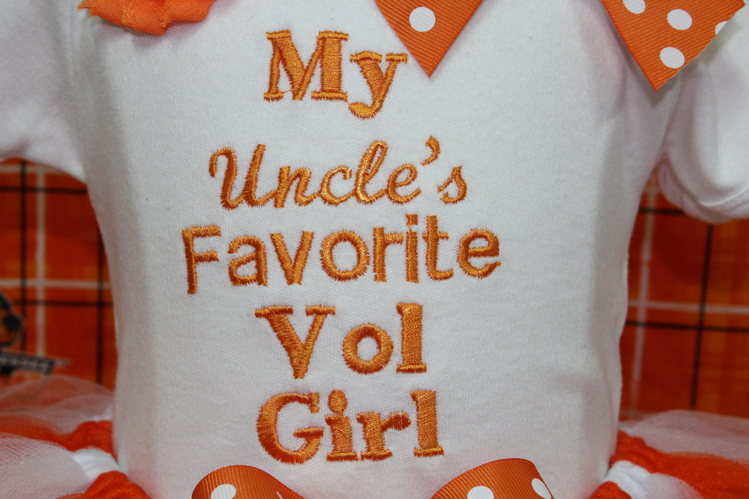 Tennessee Tennessee Volunteers baby girl clothes baby girl baby