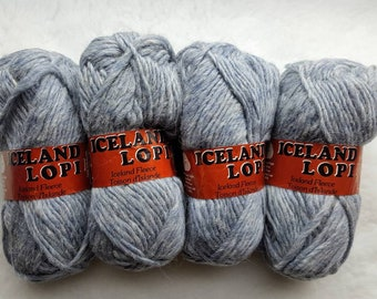 Icelandic Wool - Iceland Lopi Wool from Iceland by David Grains. 2 skeins