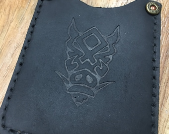 BoarLord Leather Card Case