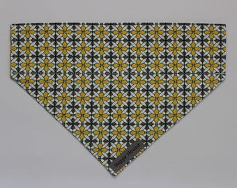 Lucy Dog Bandana - Yellow