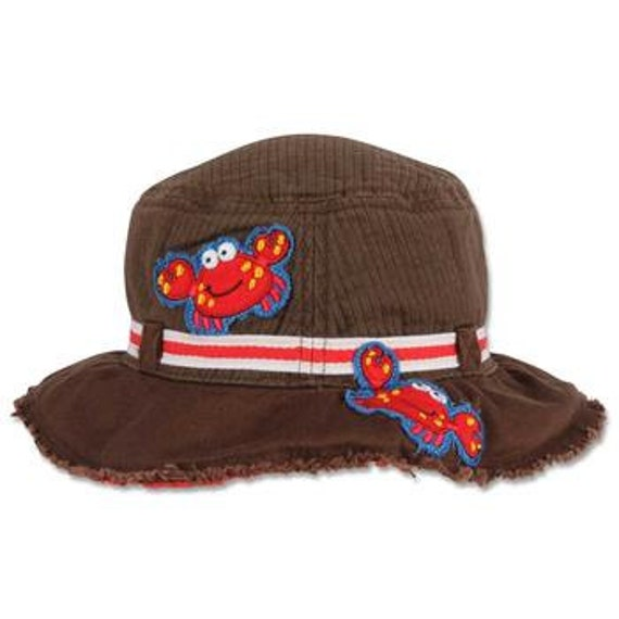 CRAB Bucket Hat by Stephen Joseph