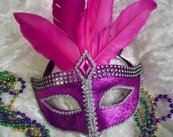 Masquerade Mask - Mardi Gras
