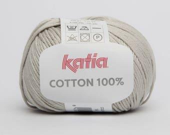 COTTON 100% Katia 14 colors