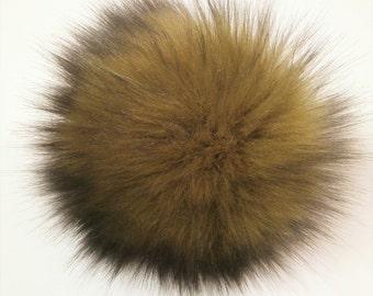 Luxury Fake Fur Bobble 15 cm diameter