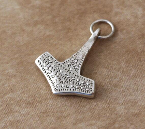 Sterling silver mjolnir pendant viking jewelry thors hammer sterling silver mjolnir pendant viking jewelry thors hammer pendant scandinavian jewelry thor viking pendant viking amulet norse jewelry aloadofball Images