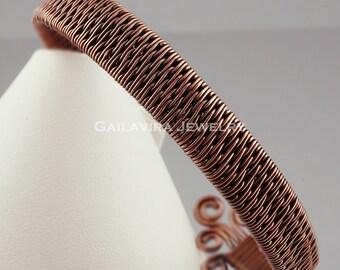 Brick Stitch Woven Cuff Bracelet Jewelry Making Tutorial
