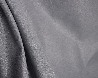 Metallica Magnet Silver Sparkle Fabric