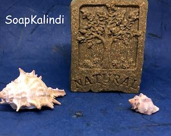 natural wood Soap wood natural soap PALM FREE SOAP vegan soap Gift Soap sls free organic soap coconut soap tree  SoapKalindi