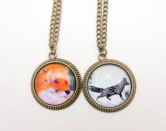 Fox Necklace,  2525C