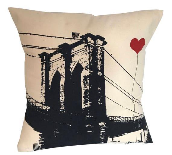 Brooklyn Pillows - Decorative & Throw Pillows   Zazzle