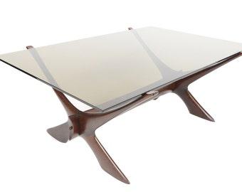 Danish Modern Mid Century Fredrik Schriever- Abeln Condor Coffee Table #2