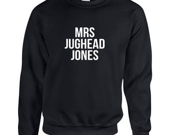 Riverdale Sweatshirt Jughead Sweatshirt Jughead Jones Betty Archie Veronica Riverdale Gifts for Her Gifts For Him  Christmas Gift