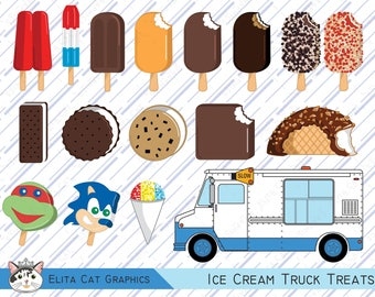 Ice Cream Truck Treats