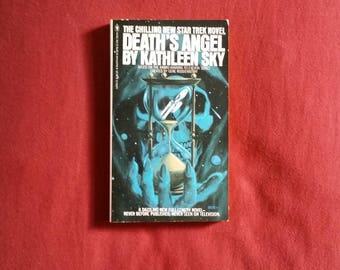 Kathleen Sky - Death's Angel (Bantam Books 1981) - Star Trek