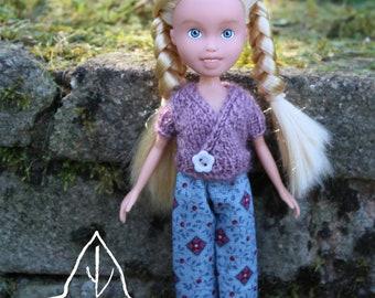 Repainted doll 115 by EvergreenDollsCo - OOAK made under rescued doll