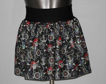 Pirate Running Skirt