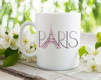 Paris - Dishwasher Safe Mugs
