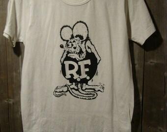 Vintage Rat Fink Big Daddy Roth T-Shirt