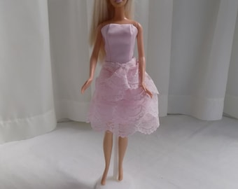 Short and Sweet 2-pc ensemble--Fits Barbie and other 11.5 inch fashion dolls