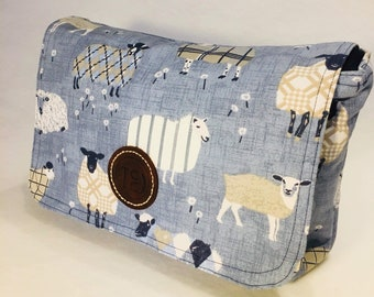Messenger Handbag